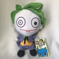Joker New Dc Comics Originals Plush Toy 11� Caricature Batman Villain