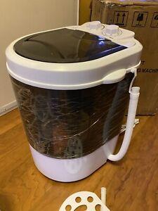 Haifa Portable Mini Laundry Washer Compact Washing Machine Dorm