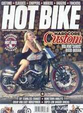 HOT BIKE Harley Magazine-February 2015 Issue(NEW COPY)