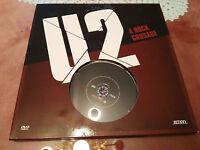 U2 A ROCK CRUSADE DVD EDICION CON FORMA DE VINILO EN DVD ESPAÑOL ENGLISH