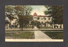 POSTCARD:  STETSON UNIVERSITY - DE LAND, FLORIDA - SCHOOL OF TECHNOLOGY - Unused