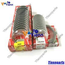 1JZ 2JZ crankshaft conrod bearing set for Toyota engine CROWN LEAUS JZS13 JZS14