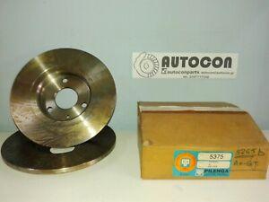 CITROEN AX GT GTI SPORT 1.3 & 1.4 FRONT BRAKE DISCS NEW