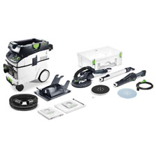 Festool Ponceuse Long Cou LHS 225-SW / Ctm 36-Set Planex - 575456