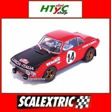 SCALEXTRIC LANCIA FULVIA HF #14 WINNER RALLYE MONTE CARLO 1972 SCX U10247S300