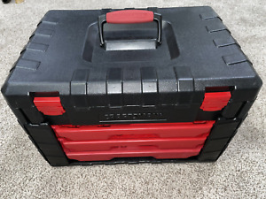 New CRAFTSMAN Empty Toolbox Case 3 Drawer Plastic Mold from a 276 pc set,