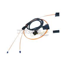 Lichtwellenleiter Kabel Kabelbaum LWL Anschluss-SET Audi Media Interface AMI MMI