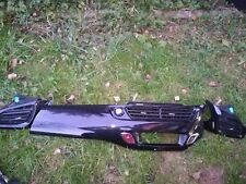 Citroen DS3 Centre Consol Dashboard Trim Panel 96857491W with side grilles