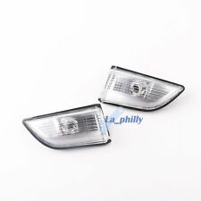 2Pcs Left Right Side Wing Mirror Indicator Lamp Light For Volvo XC60 2009-2013