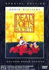 DEAD POETS SOCIETY : NEW DVD