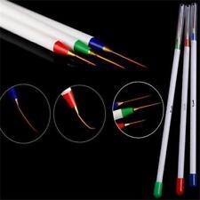 3pcs Popular DIY GEL UV Nail Art Brush Painting Pen Drawing