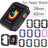 Rugged Armor Bumper Protected Case Cover For Apple Watch Series 1/2/3 38mm/42mm