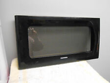 Tappan Microwave Oven Complete Door Assembly 5304456119 Black