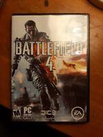 Battlefield 4 ORIGIN By Frostbites (PC, 2013) New