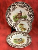 Spode WOODLAND 3 Piece Place Setting
