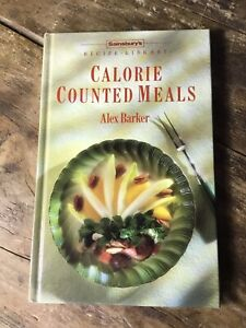 Calorie Counted Meals By Alex Barker Sainsburys Hardback
