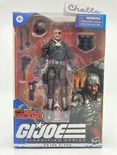 GI Joe Classified Series Cobra Island MAJOR BLUDD Target Exclusive Hasbro 6?