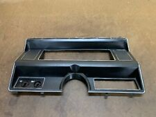 LEFT only Wheel Arch Quarter dual Fuel Holes for 80-86 Ford F150 F250 F350