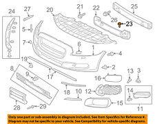 JAGUAR OEM 09-15 XF-Fender Liner Splash Shield Bolt C2C32665010