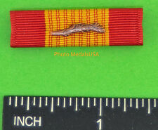 VIETNAM GALLANTRY CROSS RIBBON BAR with palm - made in the USA