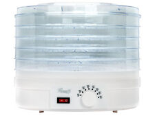 Rosewill  5-Tray Countertop Electric Food Fruit Dehydrator Adjustable Thermostat