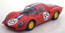CMR Ferrari Dino 206 S 24h Le Mans 1966 Vaccarella/Casoni #25 1:18 Rare Find!