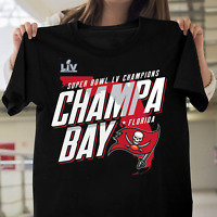 Tampa Bay Buccaneers Super Bowl Champions Hometown Champa Bay Space T-Shirt HOT