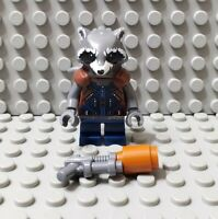 LEGO New Marvel Infinity War Rocket Raccoon Minifigure Gun Weapon