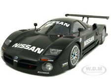 NISSAN R390 GT1 1997 TEST CAR 1:18 DIECAST MODEL CAR BY AUTOART 89778