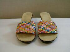 Italian Shoemaker's Sandals 7 M
