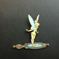 Tinker Bell on Jeweled Mirror Disney Pin 37927