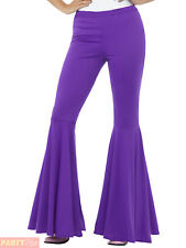 Smiffys 43076ml Flared Ladies Trouser (medium/large)