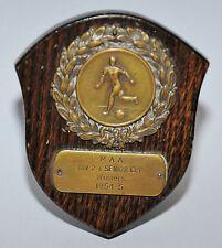 M.A.A. Midland amateur Alianza DIV.2 y Senior Cup Ganadores 1954-5 Placa