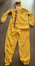 Children In Need Pudsey all-in-one suit With Cape Age 11-12