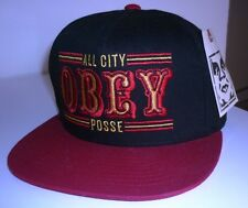 "Casquette OBEY   -   All City Posse    -  ""NEUVE"""