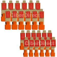 24 compatible CANON BCI-21 BK/C printer ink cartridges