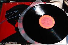 SANTANA ORIG 1981 ZEBOP HONG KONG SONY 12' LP EX/EX  NO BAR CODE vinyl