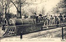 France CPA Paris Tramway de la Porte Maillot (f1342)
