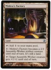 Mishra's Factory LP Duel Decks Elspeth vs. Tezzeret Land Uncommon MTG Magic Card