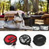 Portable Pet Dog Cat Collapsible Foldable Travel Water Food Drinking Bowl Bags