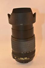 Nikon Zoom-Nikkor 18-105 mm 1:3.5-5.6 DX G SWM AF-S VR Aspherical IF ED Objektiv