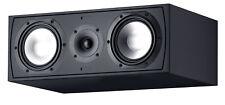 Canton GLE 455.2 schwarz Center-Lautsprecher Neuware vom Fachhändler