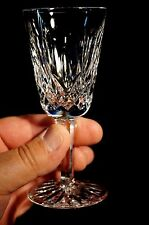 Beautiful Waterford Crystal Lismore Sherry Glass
