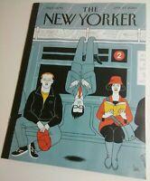 NEW: The New Yorker Magazine  [January 27, 2019] Trump Impeachment Supreme Court