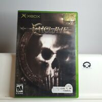 Enclave ( Original Xbox ) TESTED