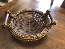 Vintage Collectible Basket Home Decor