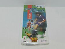 Olympic Soccer Panasonic 3DO Game Long Box Brand New Sealed SUPER RARE!!