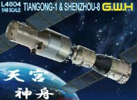 Greatwall 1/48 L4804 Tiangong Space Station and Shenzhou Spaceship Top quality