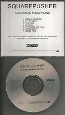SQUAREPUSHER Budakhan Mindphione Ultra RARE ADVNCE PROMO DJ CD 1999 USA MINT