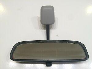 1997-2001 HONDA CR-V Interior Rear View Mirror Inside Glass Used Black OEM CRV